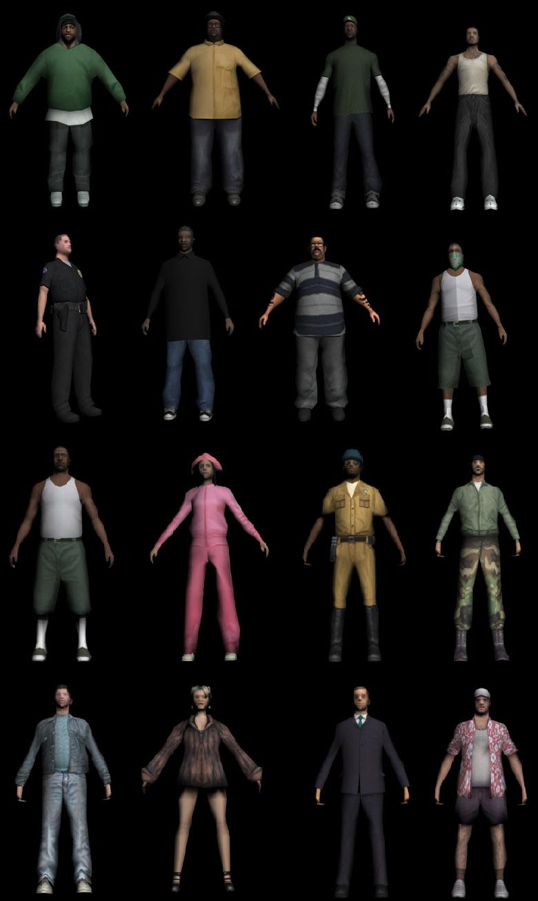 Gta Sa Big Gangster Mod >> AlphaBeta Mod v2 Final - Большие моды/Global Mods - GTA: San Andreas - Файлы/Files - GTA Mods by ...